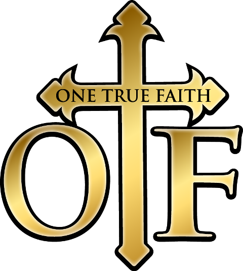 One True Faith | Christian Designers T-Shirts Shop