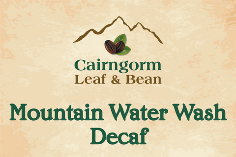 Mountain Water Wash Decaf