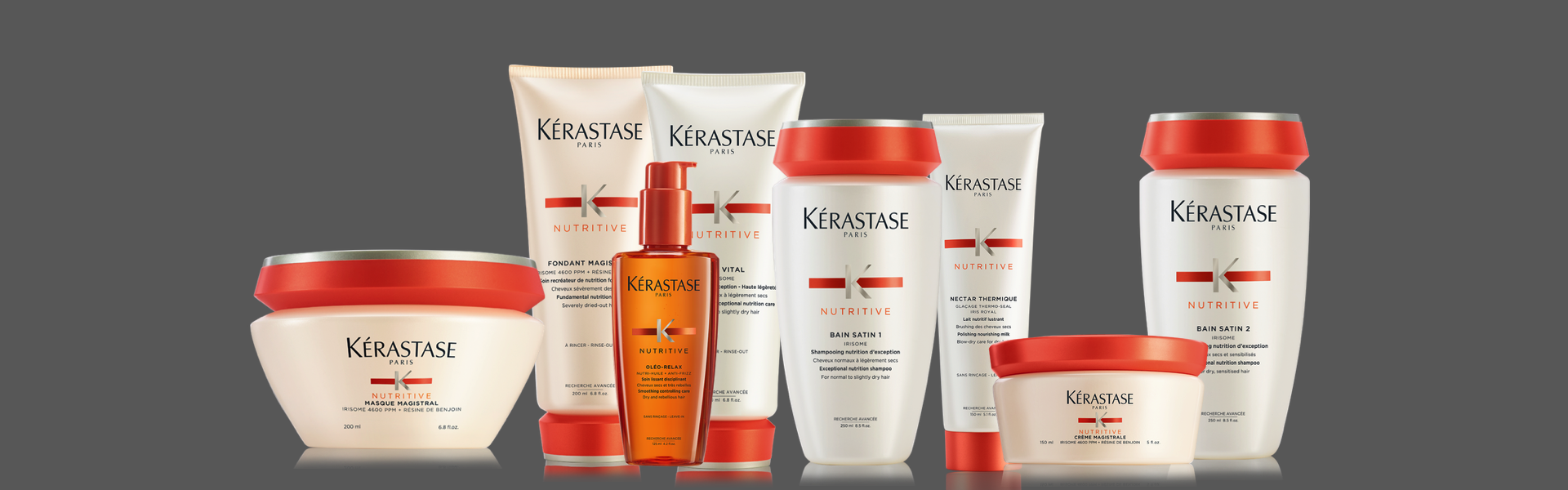 KÉRASTASE NUTRITIVE USA TEXAS AALAM SALON SHOP Plano Frisco Dallas Allen McKinney Addison TX DFW
