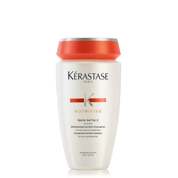 BAIN SATIN 2 NUTRITIVE KÉRASTASE USA TEXAS AALAM SALON SHOP Plano Frisco Dallas Allen McKinney Addison TX DFW
