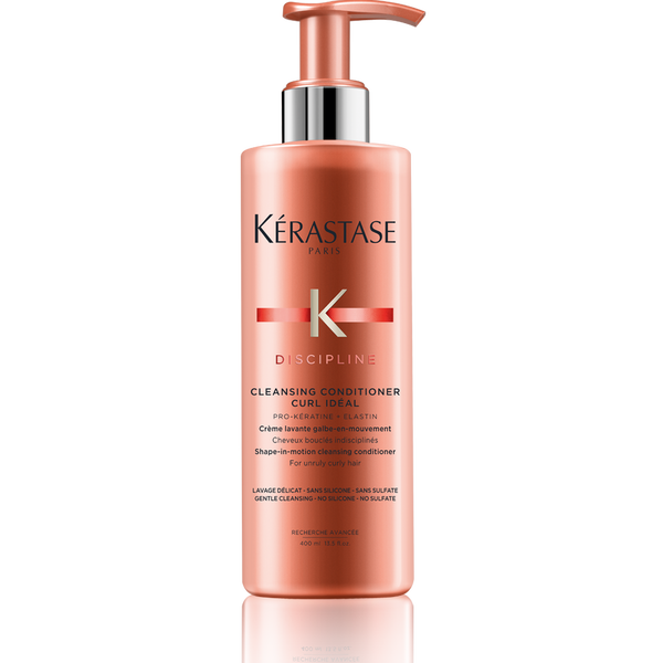 CLEANSING CONDITIONER CURL IDÉAL DISCIPLINE KÉRASTASE USA TEXAS AALAM SALON SHOP Plano Frisco Dallas Allen McKinney Addison TX DFW