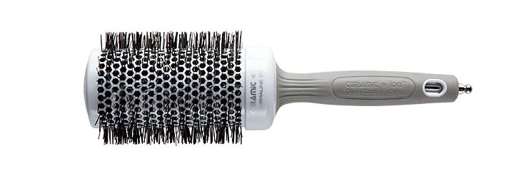HAIR BRUSH Ci-55 CERAMIC ION THERMAL OLIVIA GARDEN