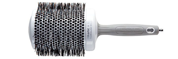 HAIR BRUSH Ci-80 CERAMIC ION THERMAL OLIVIA GARDEN