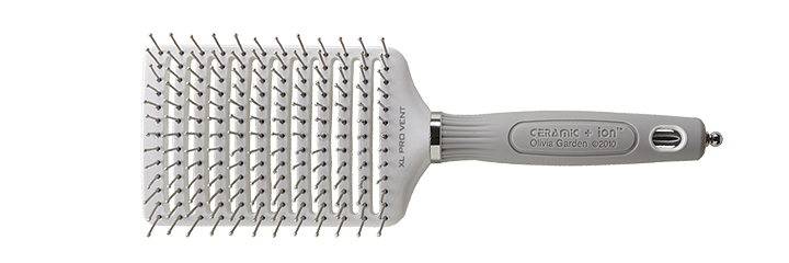 HAIR BRUSH Vent CERAMIC ION XL PRO OLIVIA GARDEN
