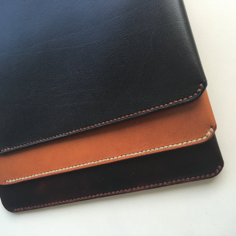 All About Vegetable Tanned Leather
