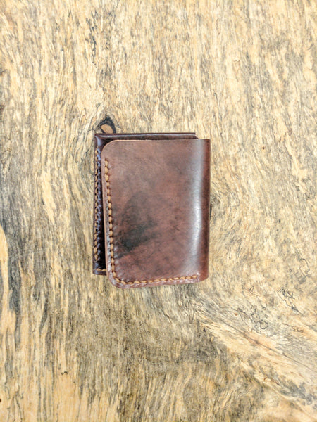 HUEVO Leather Wallet