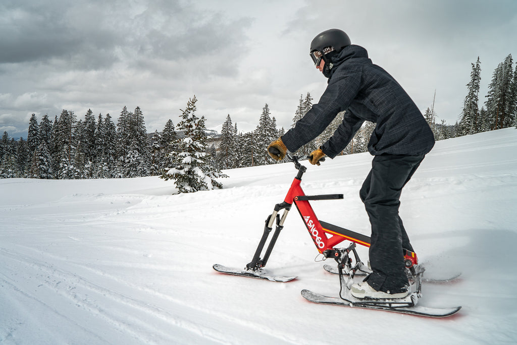 Team Red Is Back | SNO-GO Bikes