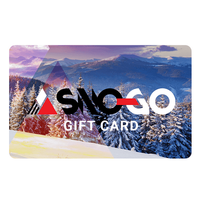 SNO-GO Gift Cards