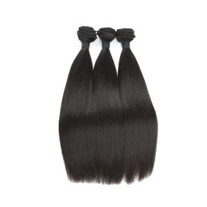 BRAZILIAN HAIR WEAVE 100% Natural Hair Chemical FREE Straight