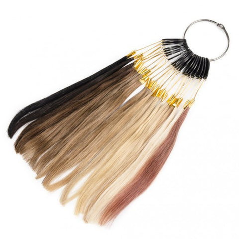 Color Ring for hair extensions