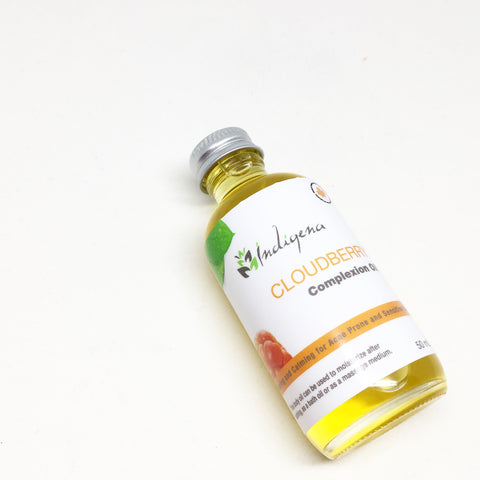 Cloudberry Complexion Oil