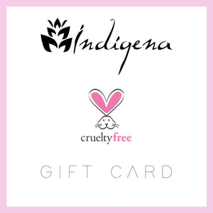 Cruelty Free Gift Card