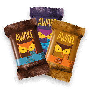 Awake Chocolate Bites