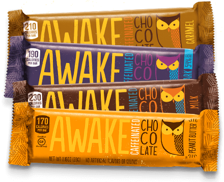 Awake Chocolate Bars