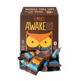 Milk Chocolate Bites - AWAKE CHOCOLATE