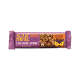 Dark Chocolate & Peanut Butter Granola Bars - AWAKE CHOCOLATE