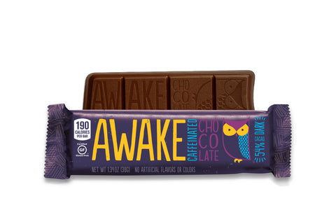 Dark Chocolate Bars - AWAKE CHOCOLATE