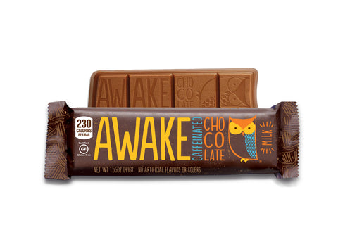 Milk Chocolate Bars - AWAKE CHOCOLATE
