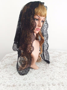 Catholic Lace Mantilla