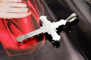 Meaningful Zirconia Cross Necklace