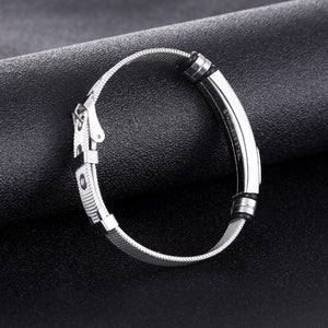 Designer Cross Bangle
