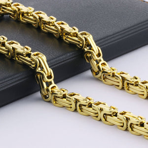 Plain Byzantine Chains