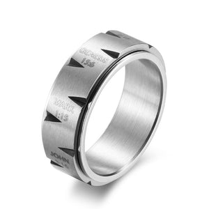 Rotatable Psalm Ring