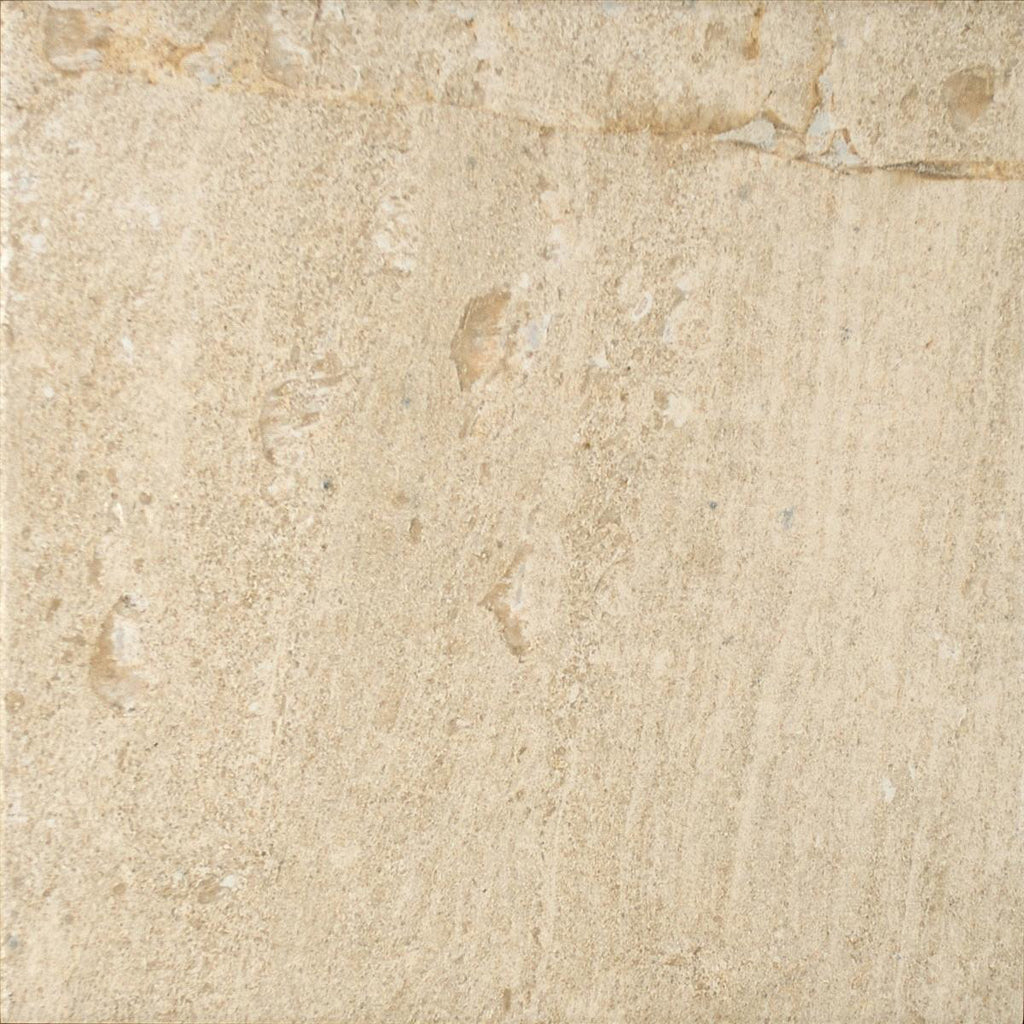 AlysEdwards - Luxy 18x18 Alabaster Honed - Stone Look Porcelain - Specialty Tile