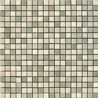 Cerasarda - Sugheri Mix Verde .5x.5 Mosaic - Ceramic Wall Tile - Specialty Tile