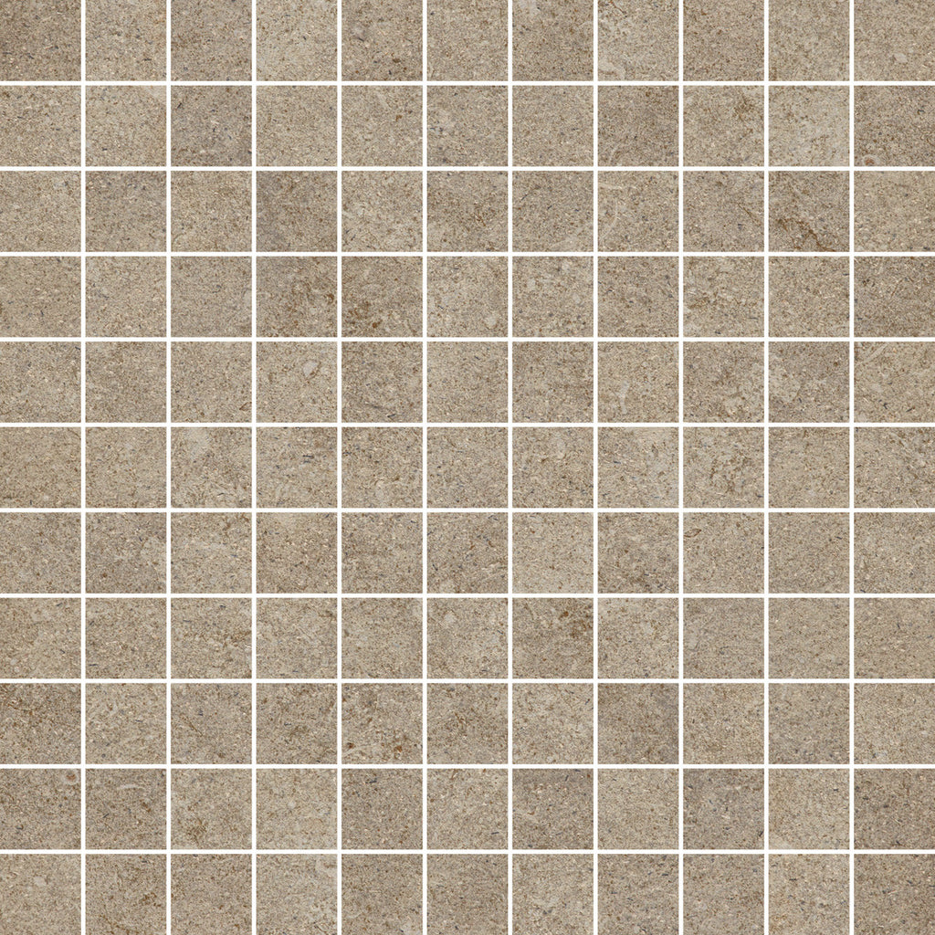 Imola - Opificio Vicentina Grid Mos 1.51sf - Stone Look Porcelain - Specialty Tile