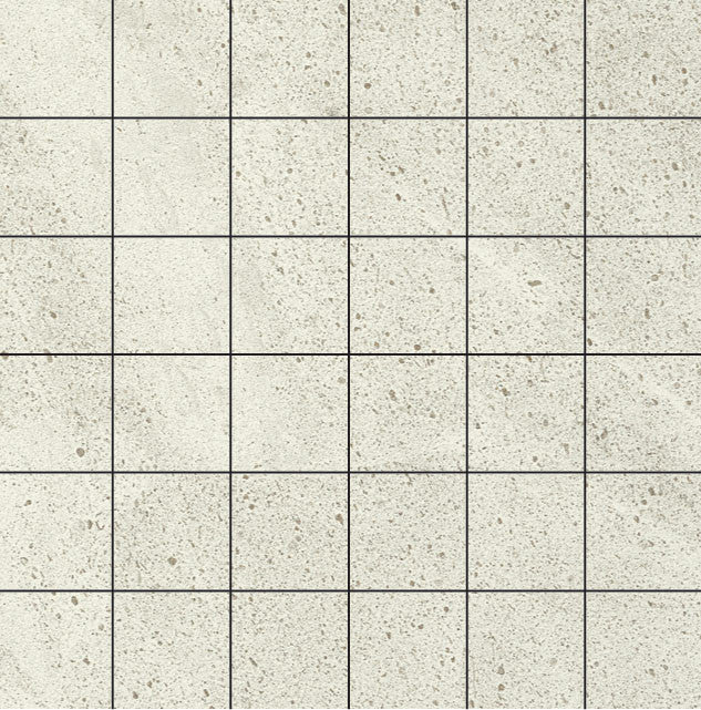 Impronta - Brera Bianco 2x2 Mosaic 1.0sf - Stone Look Porcelain - Specialty Tile