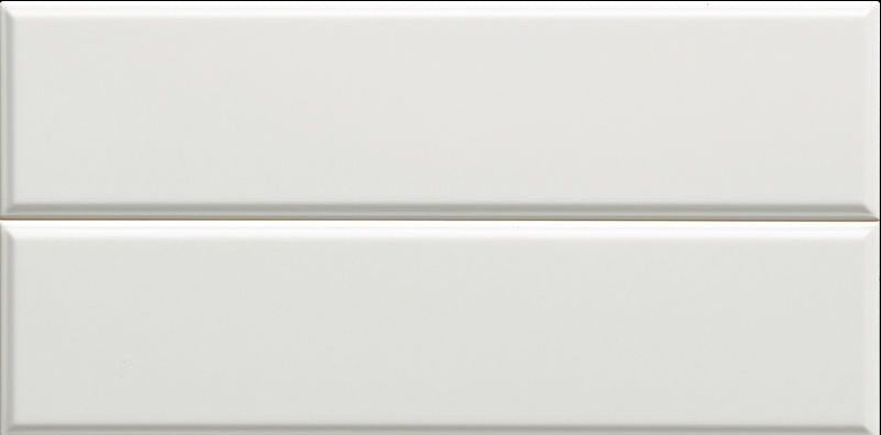Lea - Extra White Scored 12x24 Jewel - Ceramic Wall Tile - Specialty Tile
