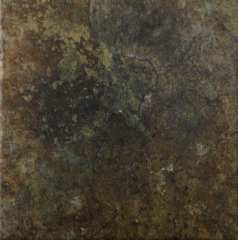 Ragno - Calabria BL 6.5x6.5 (Dark) - Stone Look Porcelain - Specialty Tile