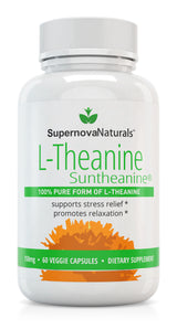 L-theanine (Suntheanine) - 150mg