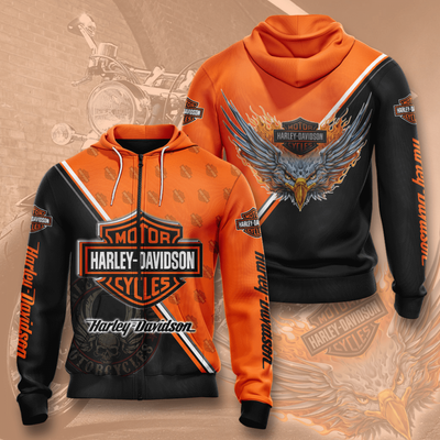 Harley NEW 2020 Hoodie - Limited Edition