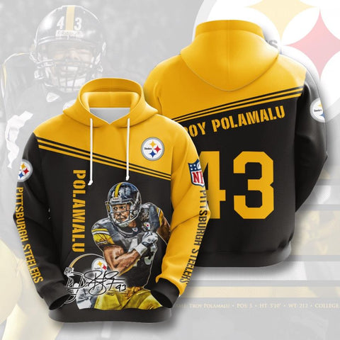 FREE SHIPPING - Troy Polamalu Collection