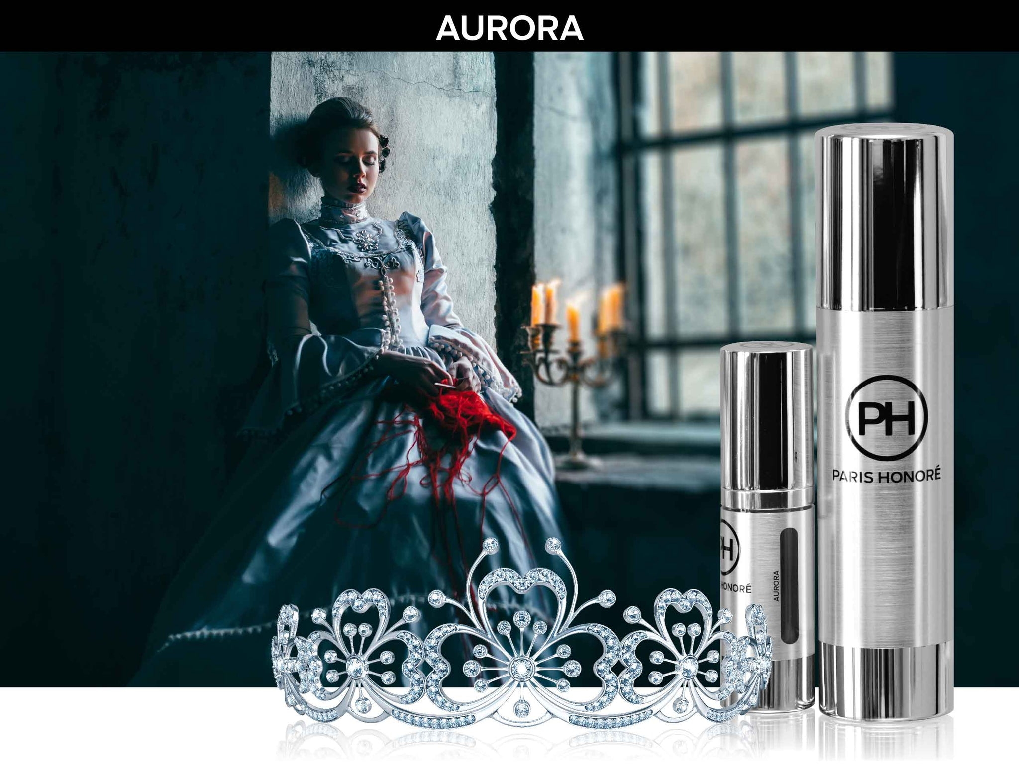 Aurora - a Limited Edition Luxe Fragrance by PH Luxury Organic Skincare