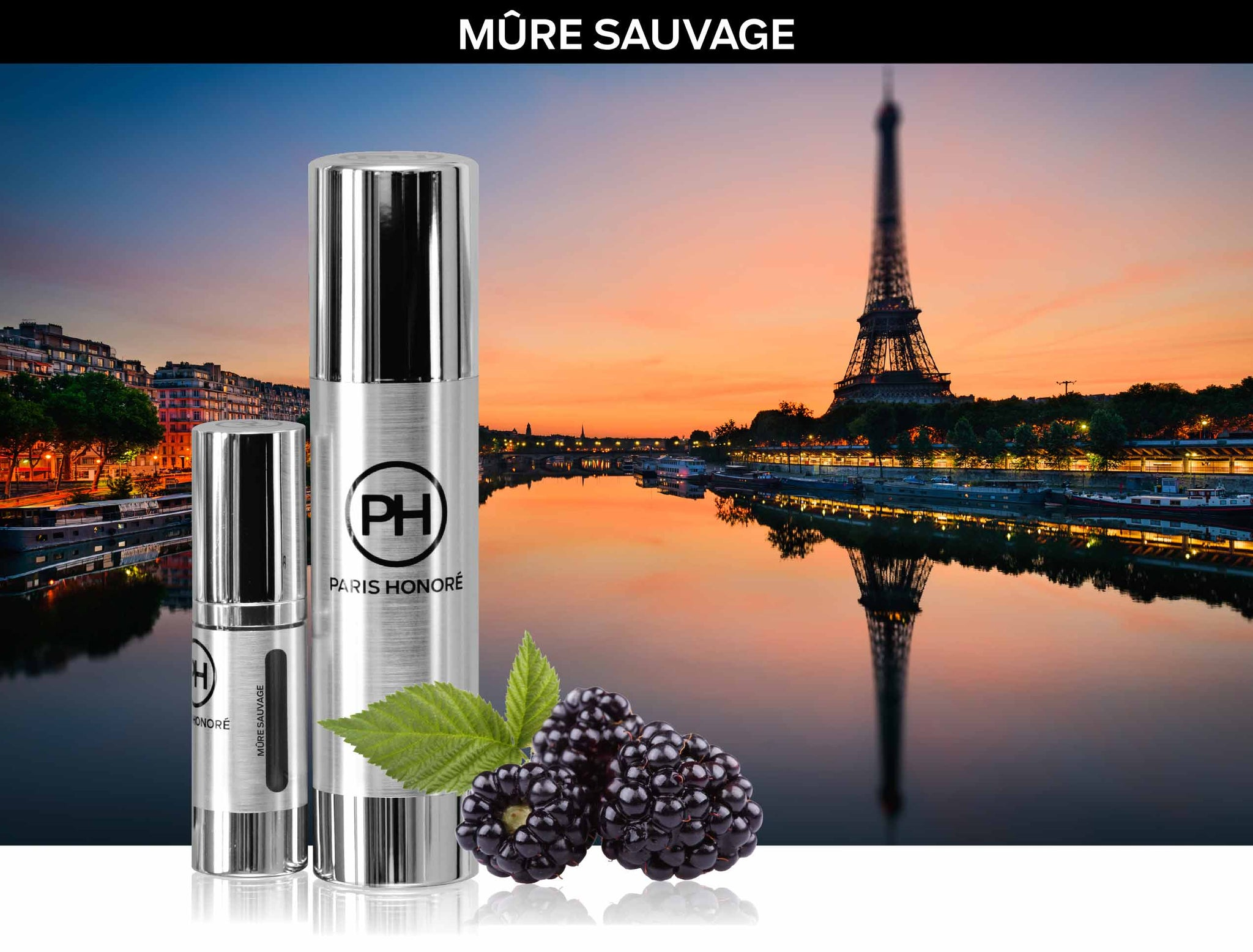 2016 LIMITED EDITION LUXE FEATURED FRAGRANCE NO. 3: MÛRE SAUVAGE
