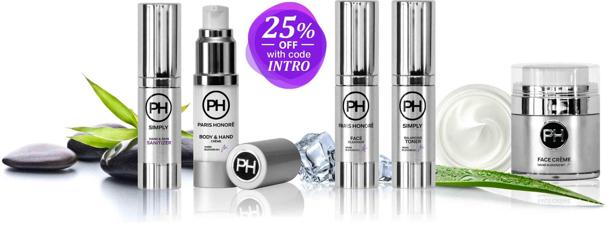 PH SIMPLY - ORGANIC SKINCARE DEVELOPED TO NOURISH AND PROTECT WITH LESS