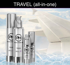 TRAVEL (an all-in-one product) from PARIS HONORÉ Luxury Organic Skin Care