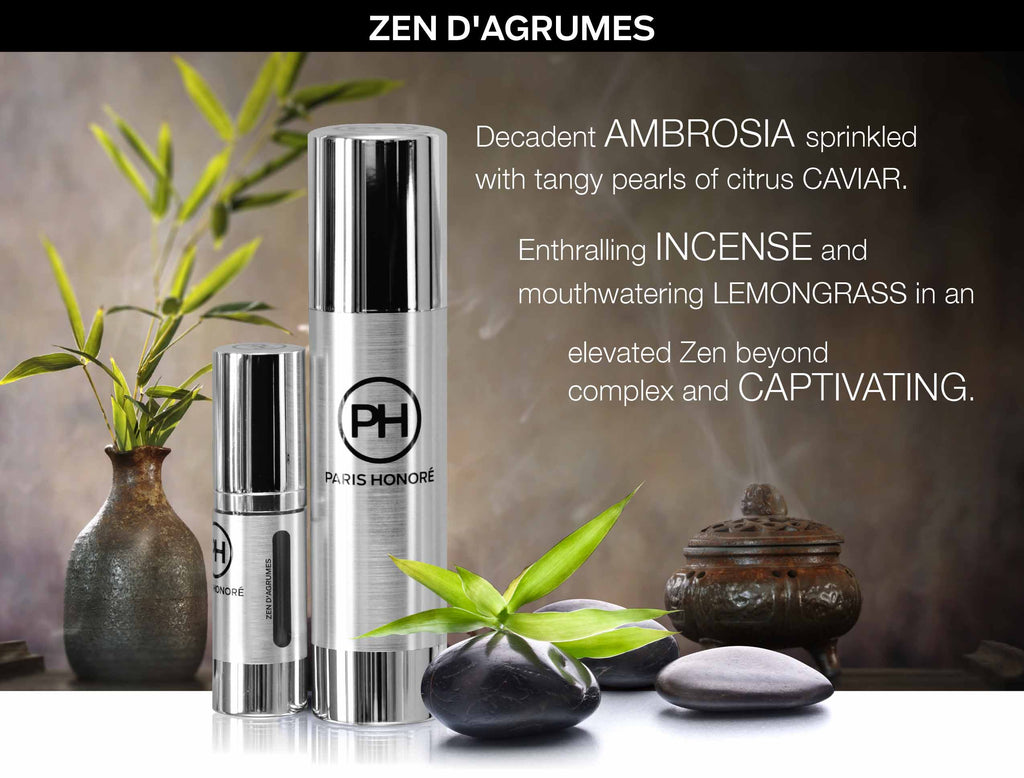 ZEN D'AGRUMES COLLECTION