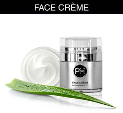 organic FACE CRÈME from PARIS HONORÉ Luxury Organic Skin Care