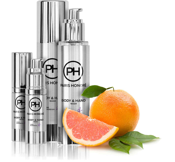 PH Simply Organic Body & Hand Wash in Grapefruit and Linen