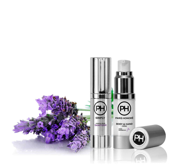 PH Simply Handbag Essentials Set in Lavender 15ml