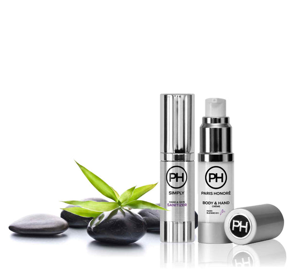 PH Simply Handbag Essentials Set in Incense and Lemongrass 15ml