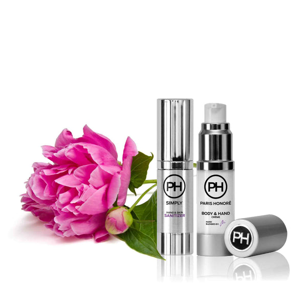 PH Simply Handbag Essentials Set in Peony 15ml