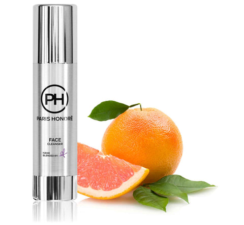 PH Simply Organic Face Cleanser in Grapefruit and Linen 100ml