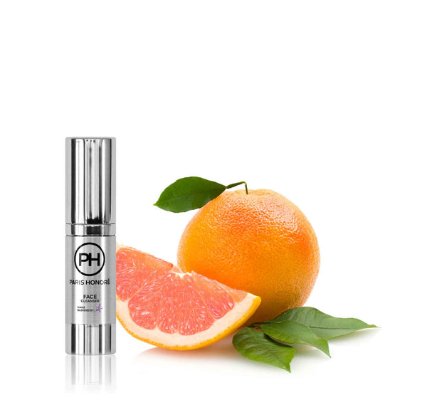 PH Simply Organic Face Cleanser in Grapefruit and Linen 15ml