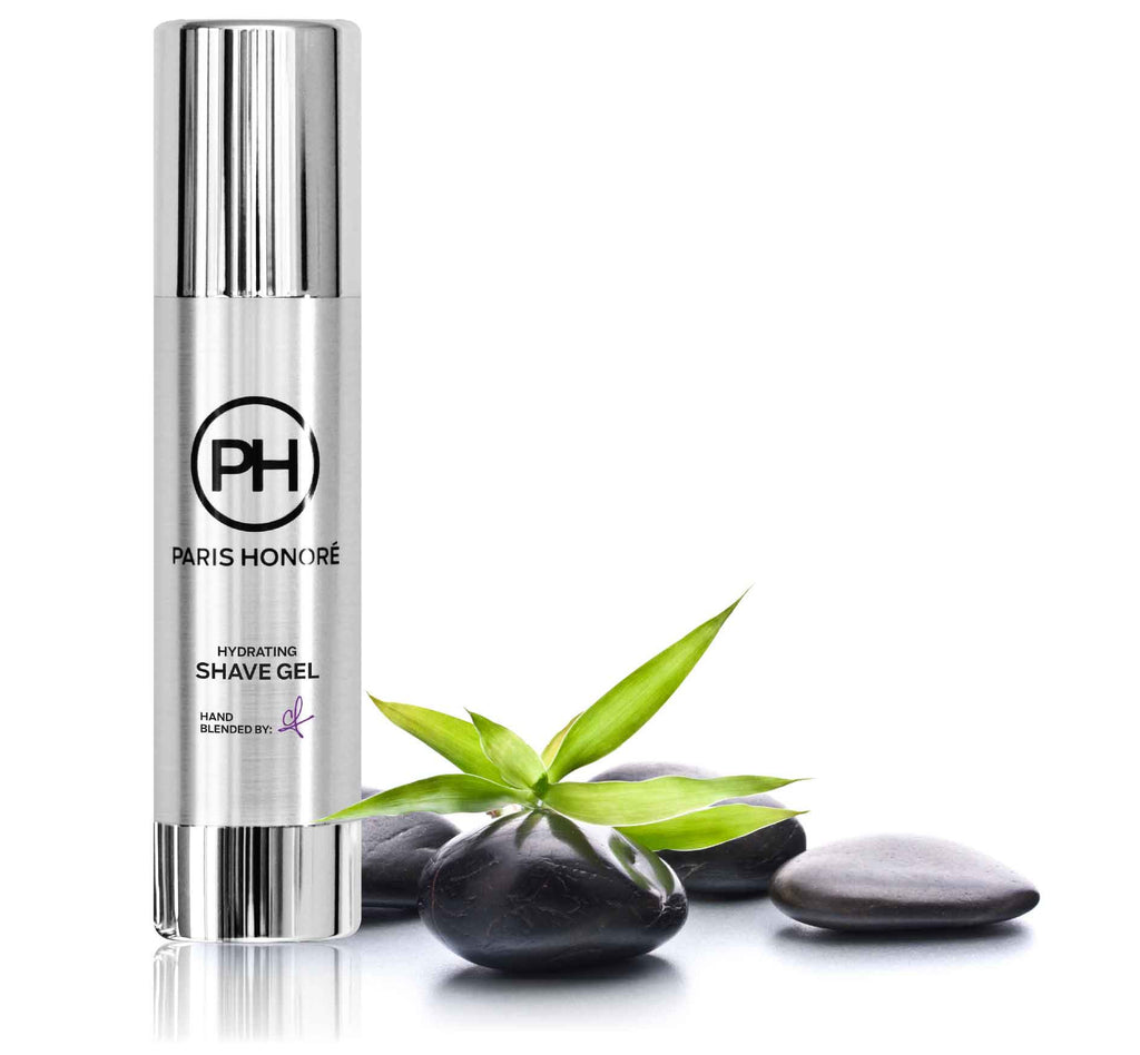 Hydrating Shave Gel in Incense and Lemongrass 100ml by PH Simply Skincare