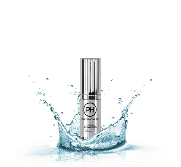 Hydrating Shave Gel Unscented 15ml by PH Simply Skincare